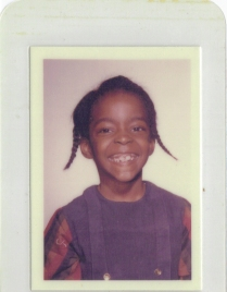 Me at around age five or six