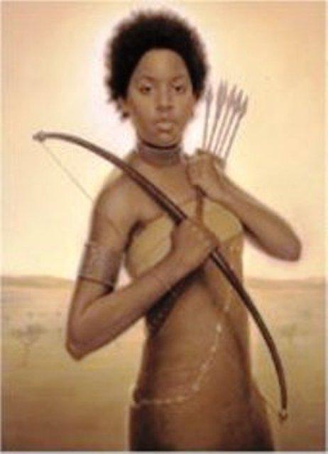 Nzingha African Warrior Queen