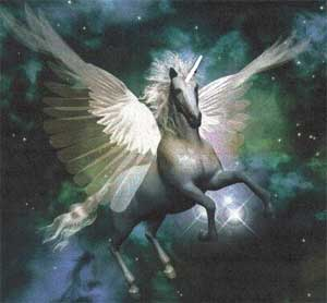 Flying Dream Unicorn