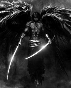 Fallen Angel Swords of Death