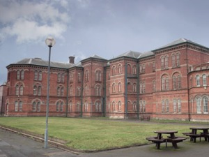 Broadmoor Hospital aka Bedlam
