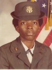Deborah Ann Palmer U.S. Army 1977-1981