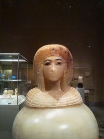Queen Tiye ~ Canopic Jar