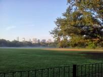Central Park Autumn 2013