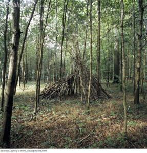 Tepee-Hut