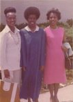 High School Graduation 1977