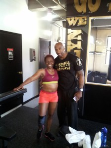 Me and My Trainer Seven Bell