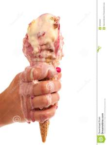 Melting Ice Cream