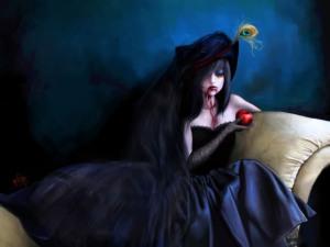 Snow White Goth