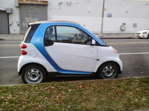 Mini Car 2Go