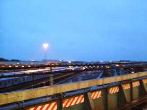 Broadway Junction Elevated Evening Views (5)