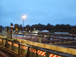 Broadway Junction Elevated Evening Views (6)