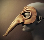 Zanni mask