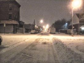 Juno Snowstorm Depth