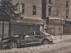 Snowstorm Juno Brooklyn, NY