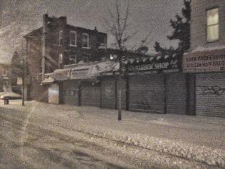 Juno Snowstorm Brooklyn