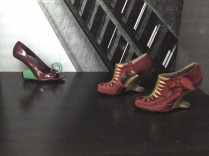 Killer Heels from the Brooklyn Museum