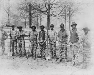 Chain Gang Georgia