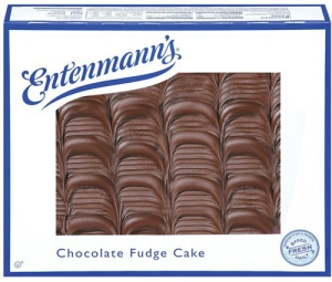 Entenmanns Chocolate Fudge Cake