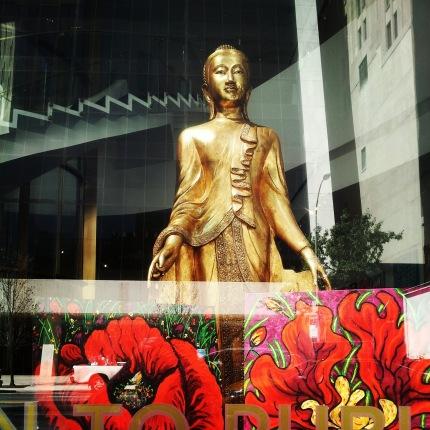 Coral Buddha