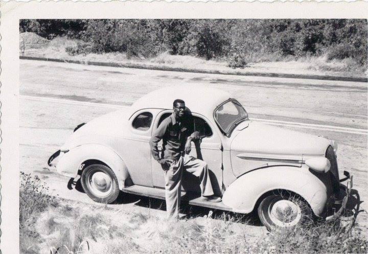 Dads 1st car