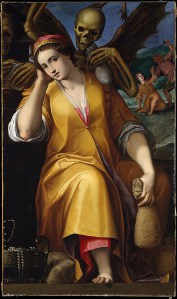 Allegory of Avarice (Greed)