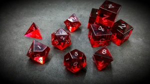 Minions Blood dice