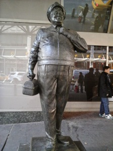 Jackie Gleason as Ralph Kramden How Sweet it is!