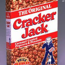 Cracker Jack Popcorn & Peanuts