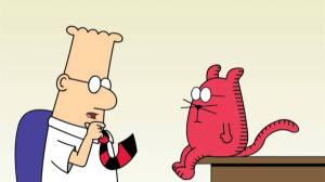 Dilbert_Catbert evil H.R. Director