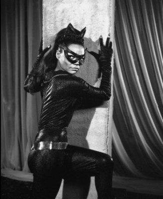 Eartha Kitt as Cat Woman