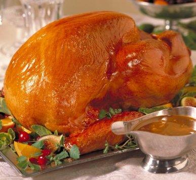 Roast Turkey and Fixings