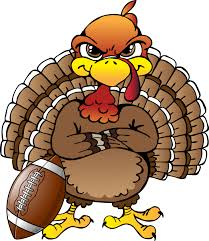 Turkey with Football
