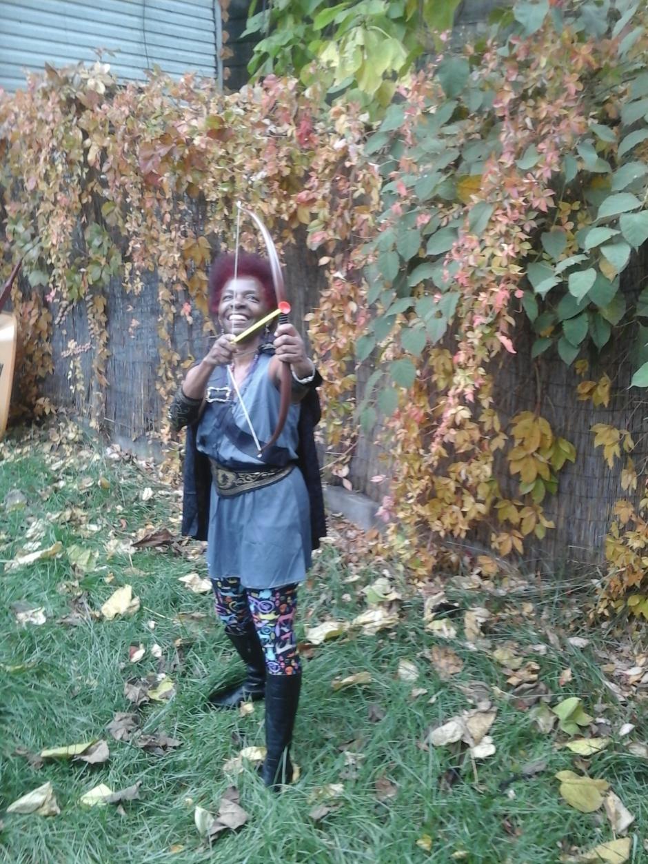 DeBorah the Huntress