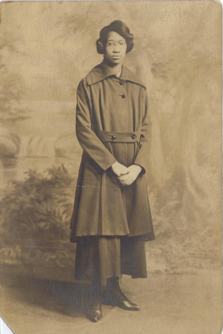 Eva Sophronia Gordon Palmer -- Grandmother