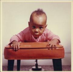 Stephen 6 months 1961
