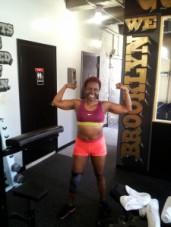 Michelle Obama Arms!