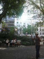 Bubble Dude Central Park 9/15