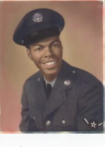 Edward G. Palmer Korean War