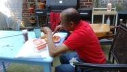 Stephen Backyard Dining