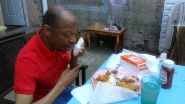 Stephen Outdoor Dining