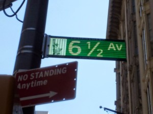 6 1/2 Avenue
