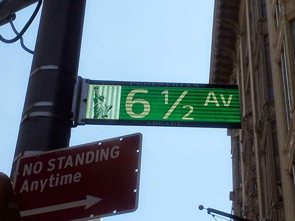 6 1/2 Ave