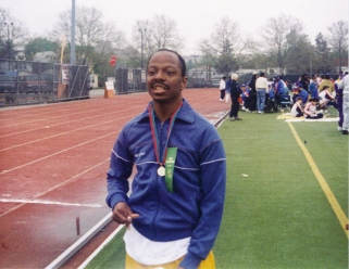 Stephen's Special Olympics Days
