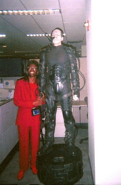 Me and the Borg in my old office job