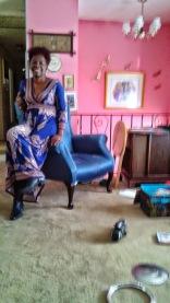 Church Lady Blue