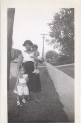 My Maternal Aunt Helen James