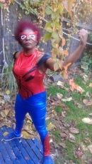 Spider Woman Strong