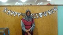 Stephen as the Dark Knight