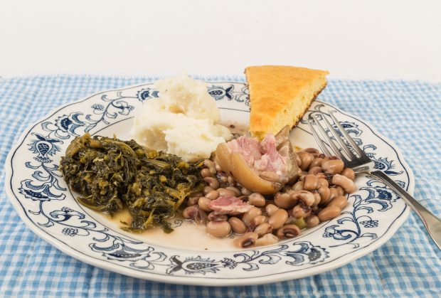 black-eyed-peas_greens
